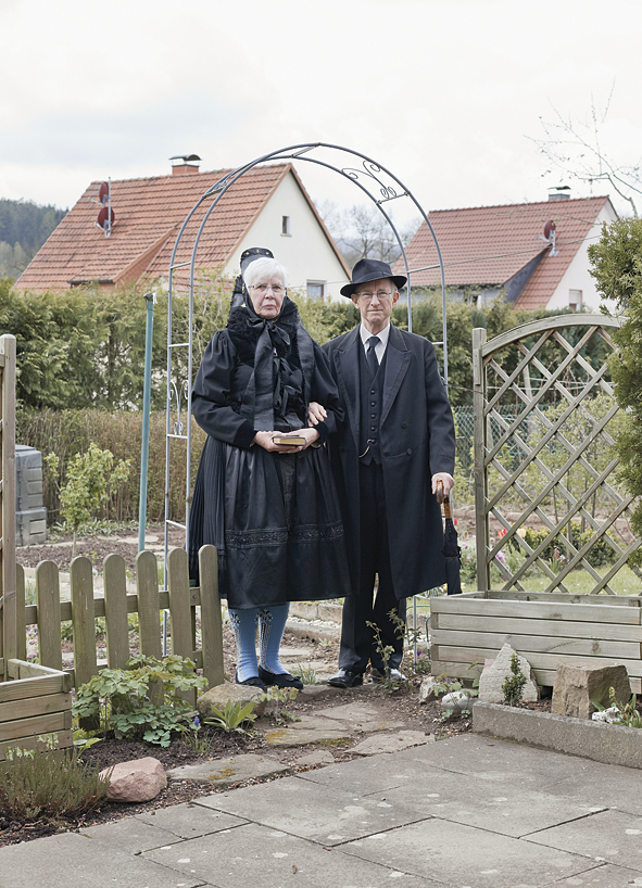 Offgesetz & Bortefirwes - Hessische Volkstrachten in der Gegenwart